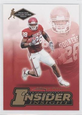 2007 Press Pass Collectors Series - [???] #II-17 - Adrian Peterson
