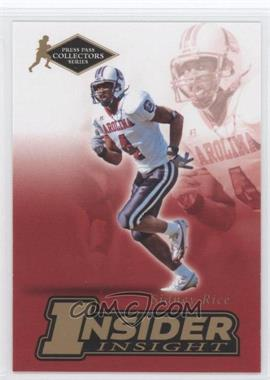 2007 Press Pass Collectors Series - [???] #II-20 - Sidney Rice