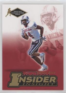 2007 Press Pass Collectors Series - [???] #II-20 - Sidney Rice