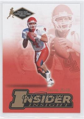 2007 Press Pass Collectors Series - [???] #II-25 - Kevin Kolb