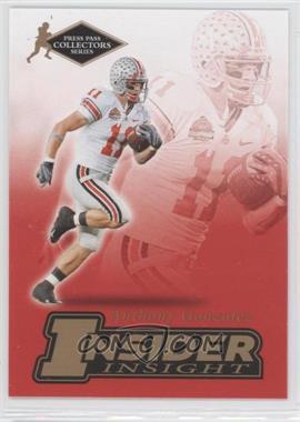2007 Press Pass Collectors Series - [???] #II-7 - Anthony Gonzalez