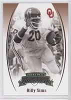 Billy Sims #/999