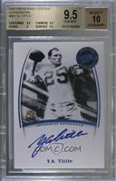 Y.A. Tittle [BGS 9.5 GEM MINT]