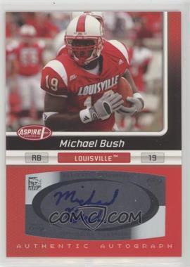 2007 SAGE Aspire - Autographs #16A - Michael Bush