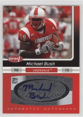 2007 SAGE Aspire - Autographs #16A - Michael Bush