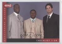 Checklist (Matt Leinart, Reggie Bush, Vince Young)