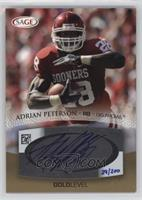 Adrian Peterson #/200