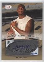 JaMarcus Russell /200