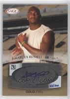 JaMarcus Russell #/200