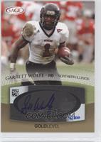 Garrett Wolfe #/200