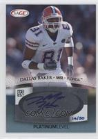 Dallas Baker /50