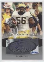 LaMarr Woodley #/400