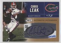 Chris Leak /250