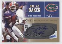 Dallas Baker /250