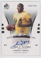Lawrence Timmons /999