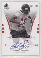 Rookie Authentics Signatures - Laurent Robinson #/999