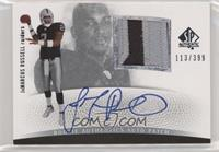 Rookie Authentics Auto Patch - JaMarcus Russell [EXtoNM] #/399