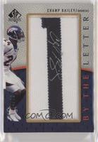 Champ Bailey [EX to NM] #/75