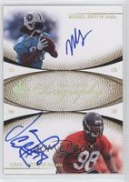 Michael Griffin, Jamaal Anderson #/50