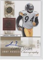 Lawrence Timmons /699