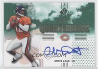 Chris Leak #/50
