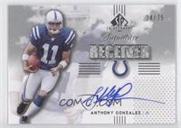Anthony Gonzalez /75