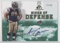 Adam Carriker /50