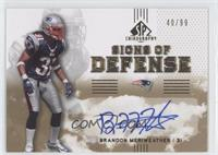 Brandon Meriweather /99