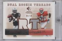 JaMarcus Russell, Dwayne Bowe /10