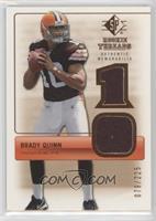 Brady Quinn /225