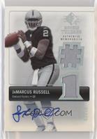 JaMarcus Russell #/10