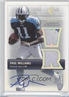 Paul Williams #/10