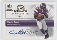 Chester Taylor /100