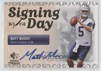Matt Moore
