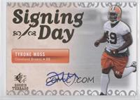 Tyrione Moss