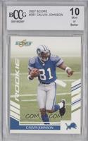 Calvin Johnson [ENCASED]