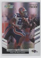 Willis McGahee #/32