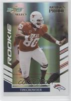 Tim Crowder #/32