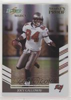 Joey Galloway [EX to NM] #/32