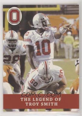 2007 TK Legacy Ohio State Buckeyes - The Legend of Troy Smith #LTS2 - Troy Smith