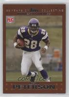 Adrian Peterson /2007