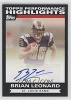 Brian Leonard