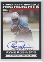 Ryne Robinson