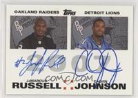 JaMarcus Russell, Calvin Johnson [EXtoNM]