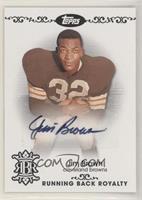 Jim Brown #/50