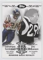 LaDainian Tomlinson, Eric Dickerson