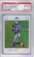 Calvin Johnson /869 [PSA 10]