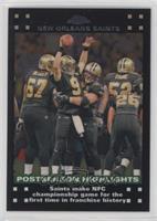 New Orleans Saints Team