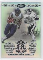 LaDainian Tomlinson, Walter Payton /199