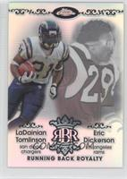 LaDainian Tomlinson, Eric Dickerson /100